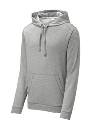Supporter Fleece Hooded Pullover Tri-Blend Wicking