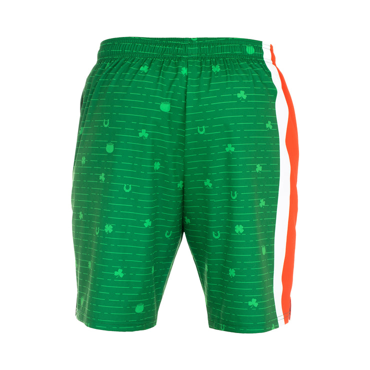"Men's St. Patty's 10"" Shorts"