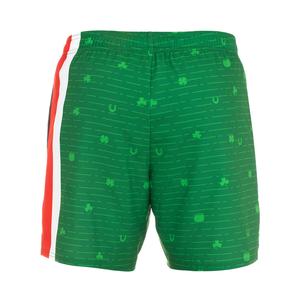 "Men's St. Patty's 7"" Shorts"