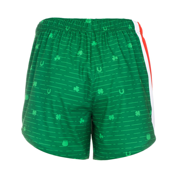 "Women's St. Patty's 5"" Shorts"