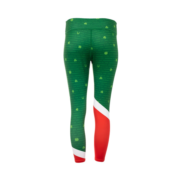 Women's St. Patty's 3/4 Tight