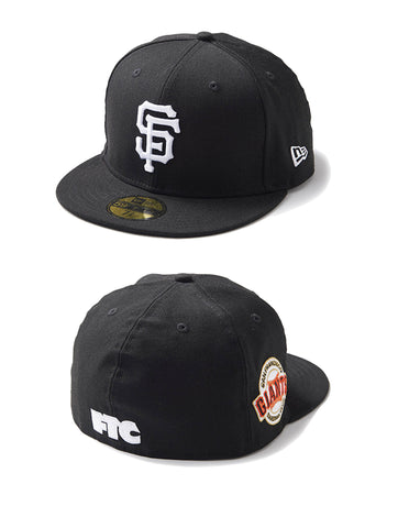 FTC X NEW ERA X SFGIANTS HAT