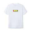 FTC X BUTTER FLAG LOGO TEE