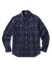 PLAID NEL B.D. SHIRT