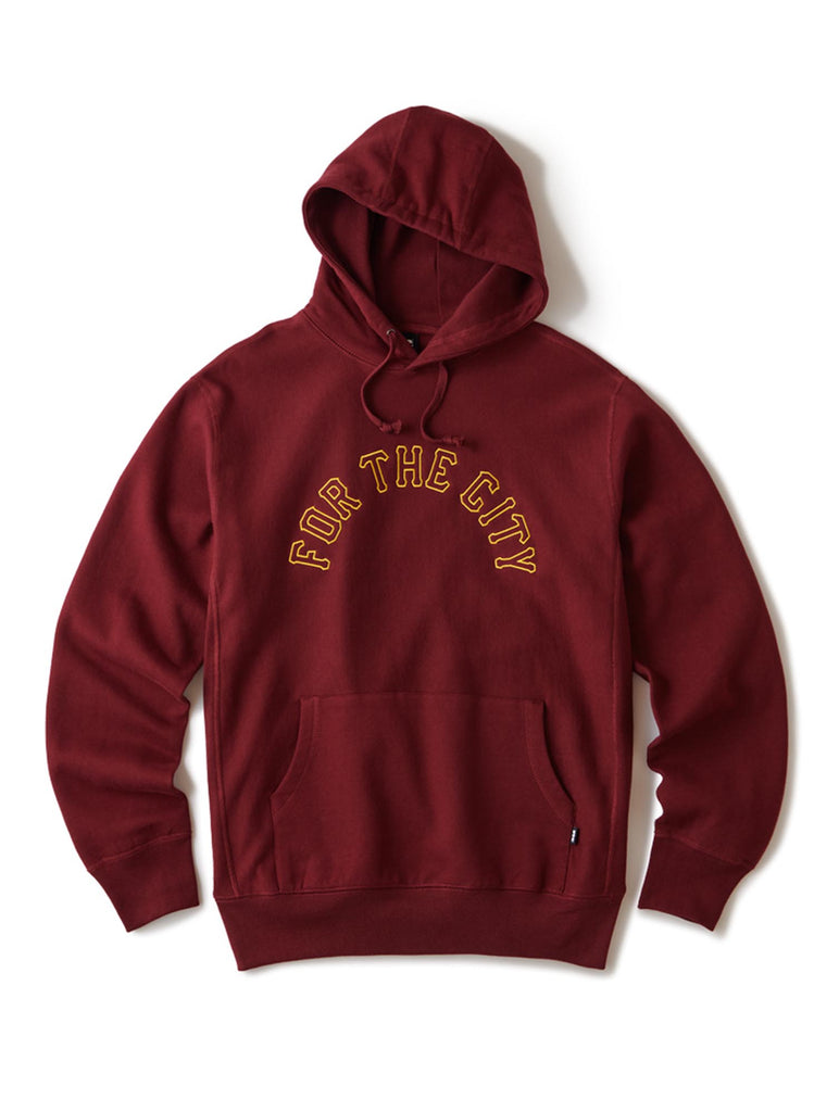FOR THE CITY PULLOVER HOODIE