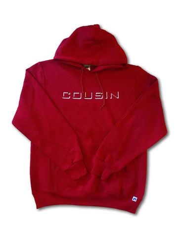 COUSIN RECORDS 3D HOODIE