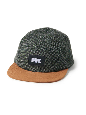 FTC TWEED CAMP CAP