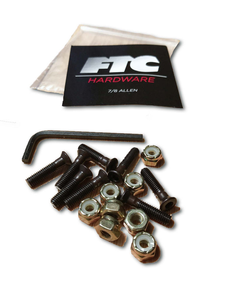 "FTC 7/8"" Hardware Set"