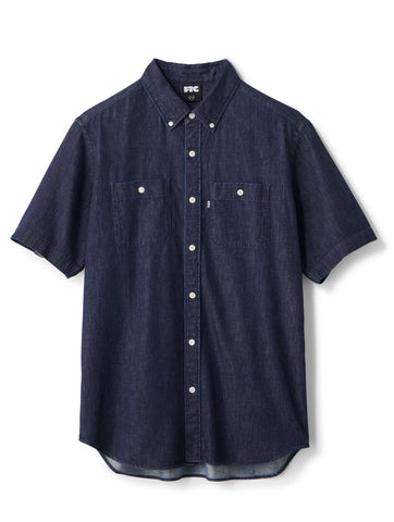 FTC DENIM BUTTON DOWN SHIRT