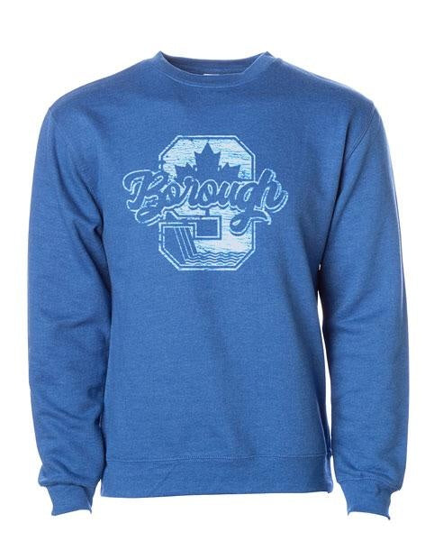 "THE ""BOROUGH"" CREW SWEATER"