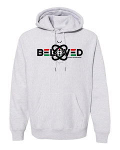 BELOVED EMBROIDERED HOODIE