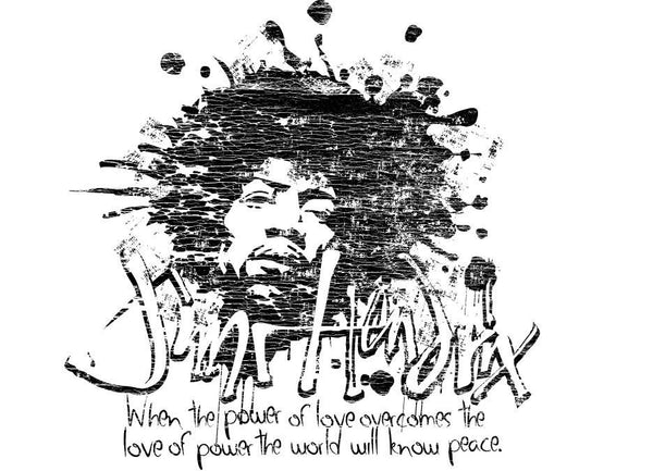 "POWER OF LOVE ""JIMI"""