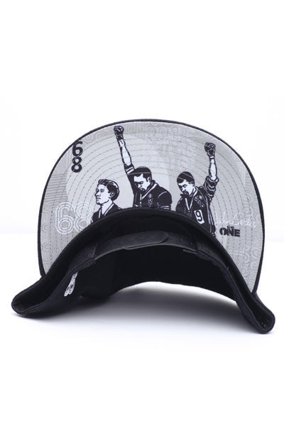 JOHN CARLOS '47 FIST OF FREEDOM HAT - BLACK FRIDAY LIMITED EDITION
