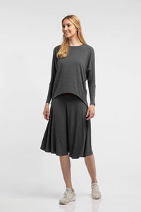casual maxi tznius modest beautiful lightweight comfortable top shirt and skirt