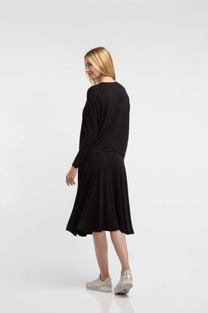 Flex Skirt - Black
