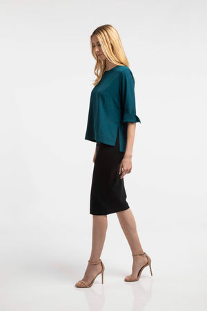 modest beautiful pencil skirt