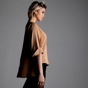 High-Low Shirt - available in 4 colors
