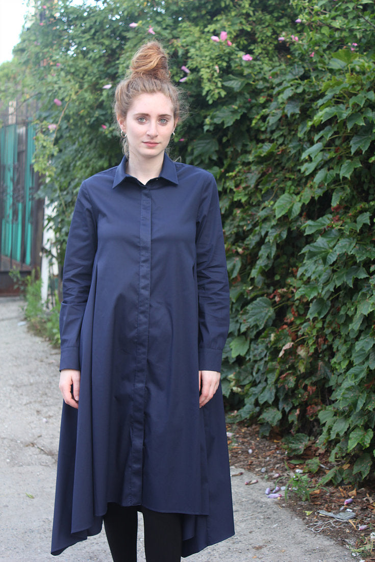 Asymmetrical Cheap affordable Modest Dress Clothing