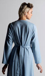 The Eve Party Dress - Light Blue