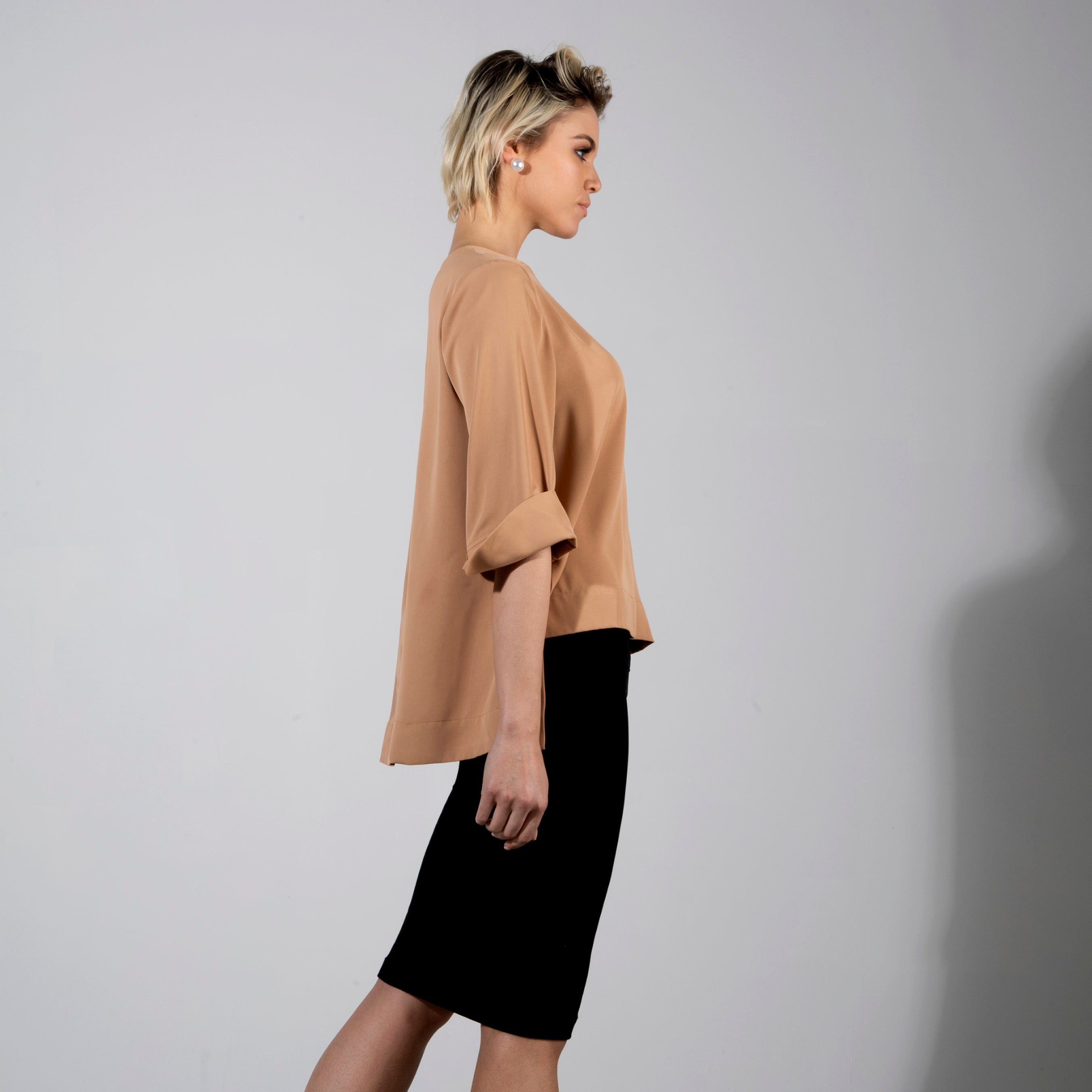 High-Low Shirt - available in 2 colors