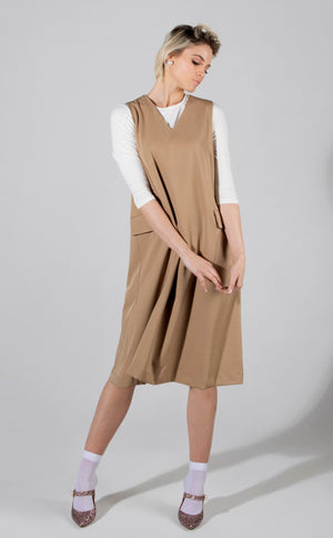 Vest Dress - available in 2 colors