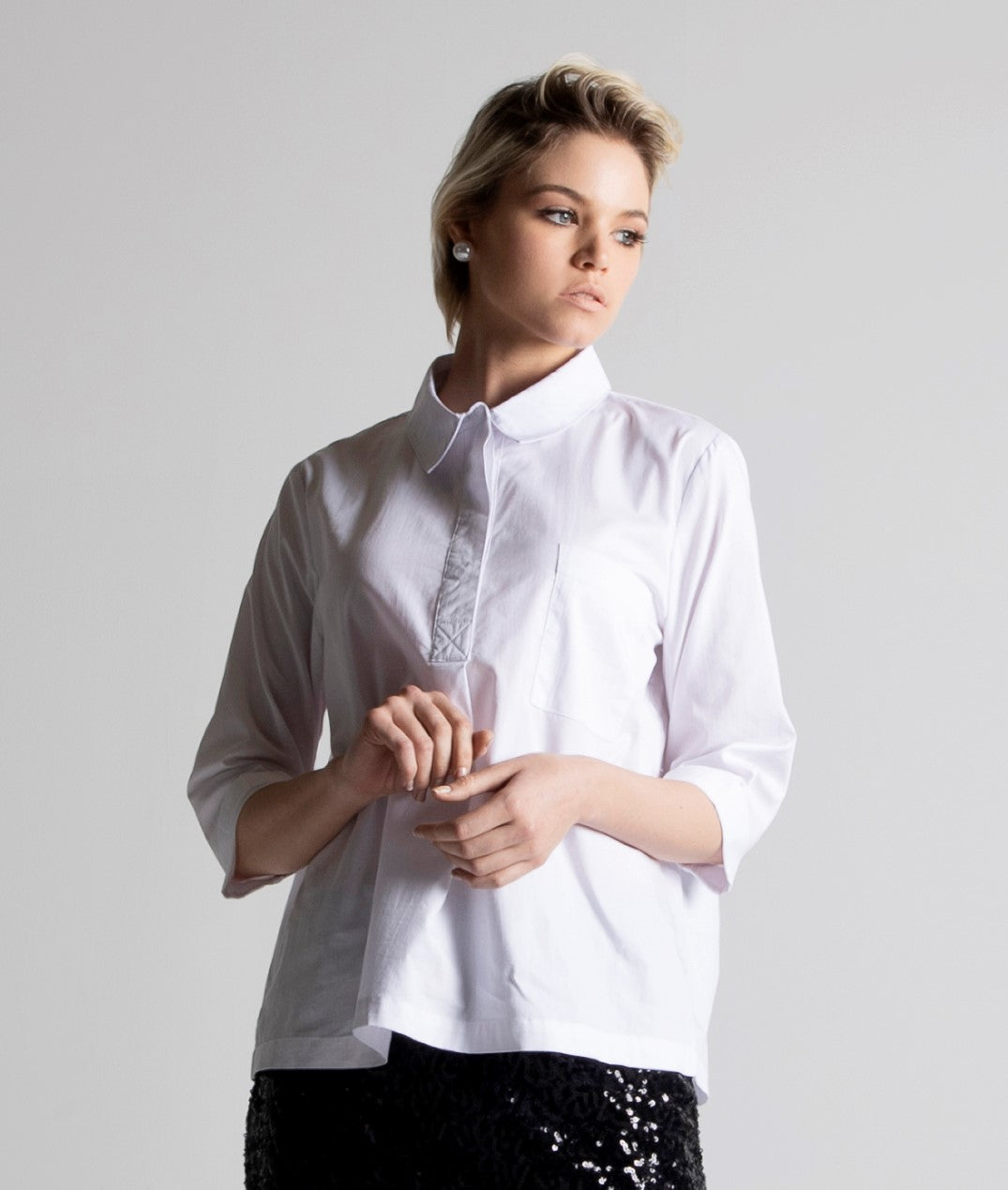 casual party tznius modest beautiful lightweight comfortable nursing shirt