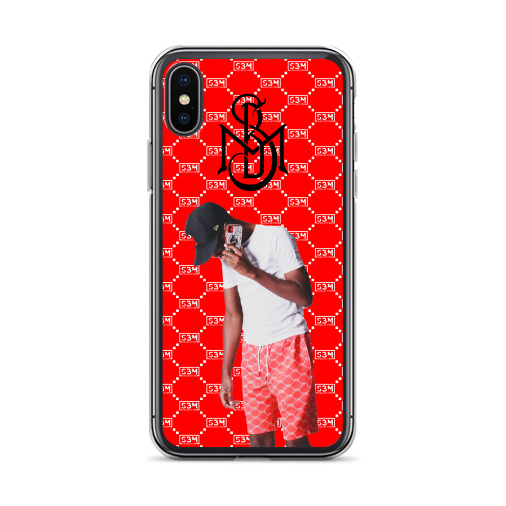 Brothaman iPhone Case