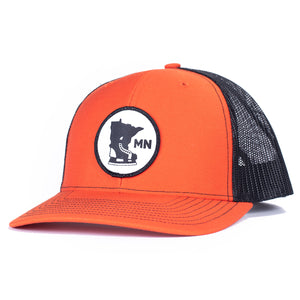 CLASSIC  112 - ORANGE/BLACK