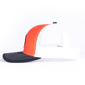 CLASSIC DIAMOND 112 - WHITE/ORANGE/BLACK