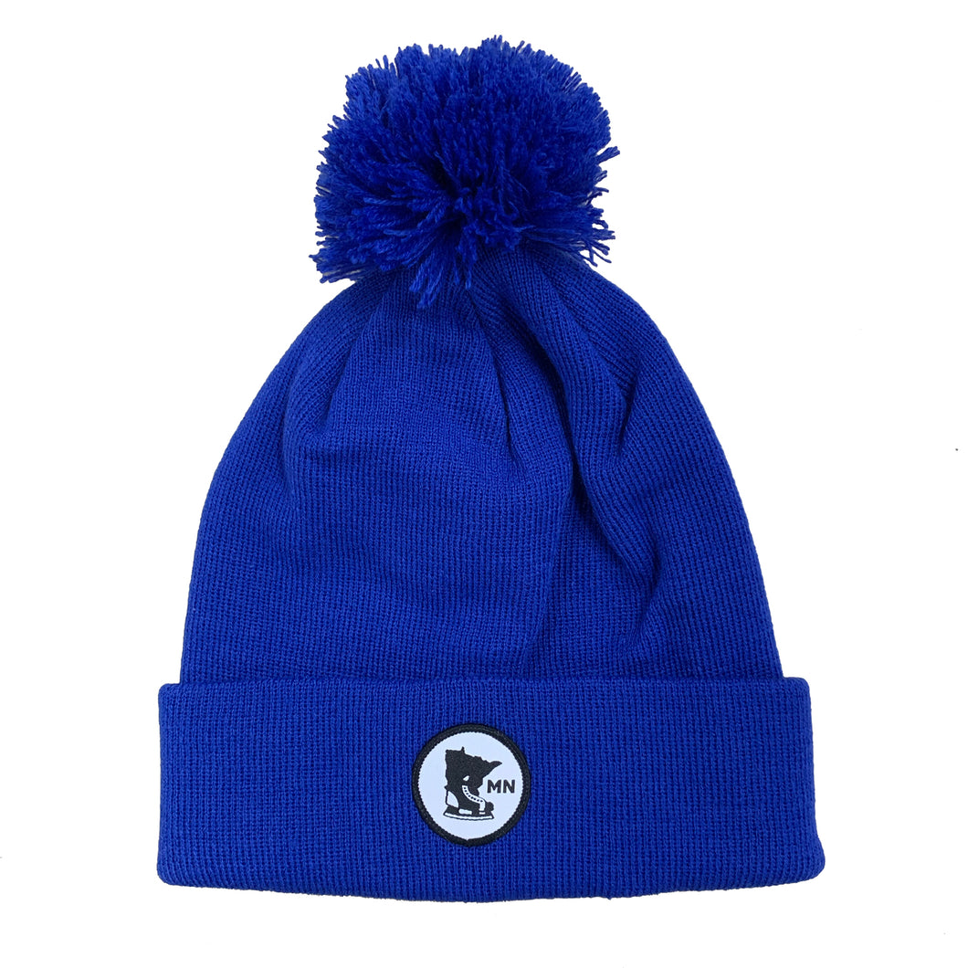 ROYAL BLUE - STOCKING HELMET