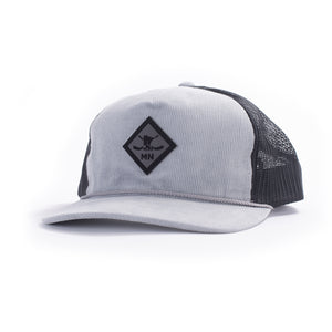 DIAMOND 930 - LIGHT GREY/BLACK