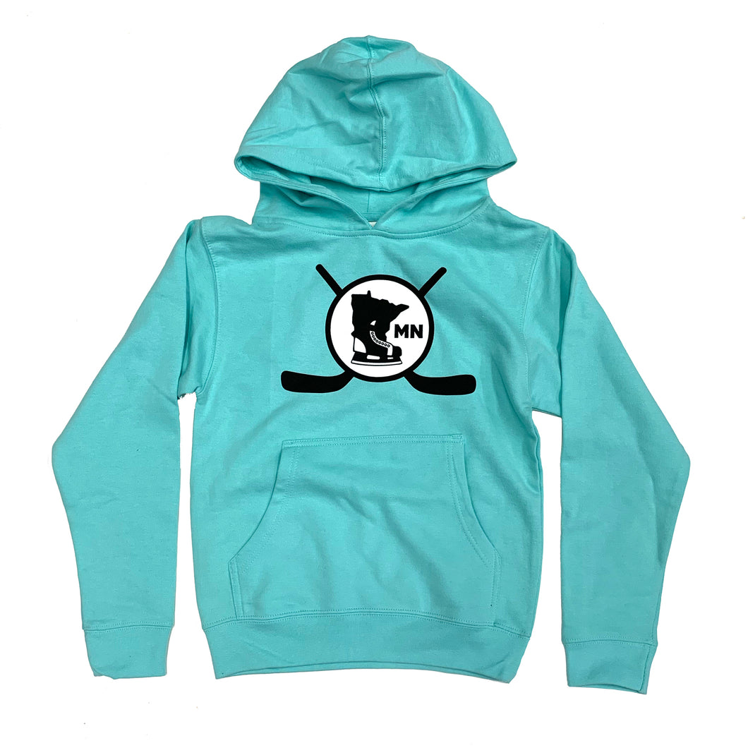 MINT - YOUTH HOODIE