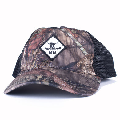 CLASSIC 111 - MOSSY OAK COUNTRY/BLACK