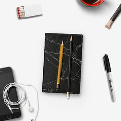 Black Marble Notebook 2PK - The Walart - Paper Wallet