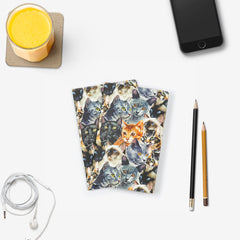 Cute Cat Notebook 2PK - The Walart - Paper Wallet