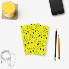 Smiley Notebook 2PK - The Walart - Paper Wallet