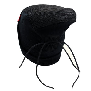 Queens Elite Padded Headspin Beanie (Ponytail)