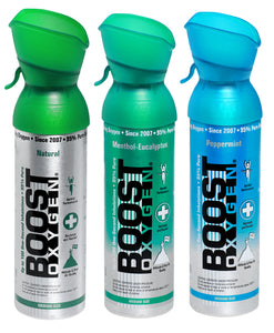 Boost Oxygen - Battle Breathing Oxygen