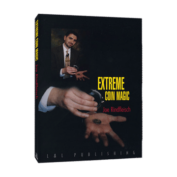 EXTREME COIN MAGIC - JOE RINDFLEISCH - VIDEO DOWNLOAD - JCM STORE