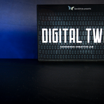 Digital Twin von SansMinds Creative Lab - JCM STORE