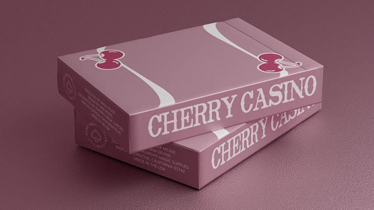 Cherry Casino Flamingo Quartz (Pink) von Pure Imagination Projects
