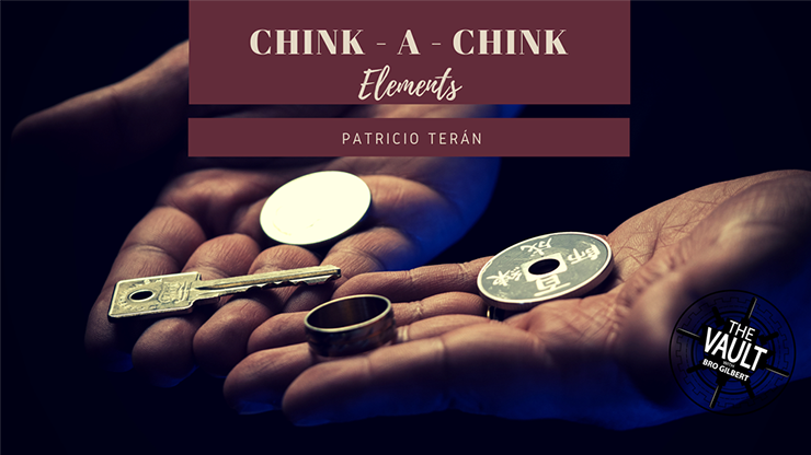 The Vault - CHINK-A-CHINK Elements von Patricio Terán video DOWNLOAD