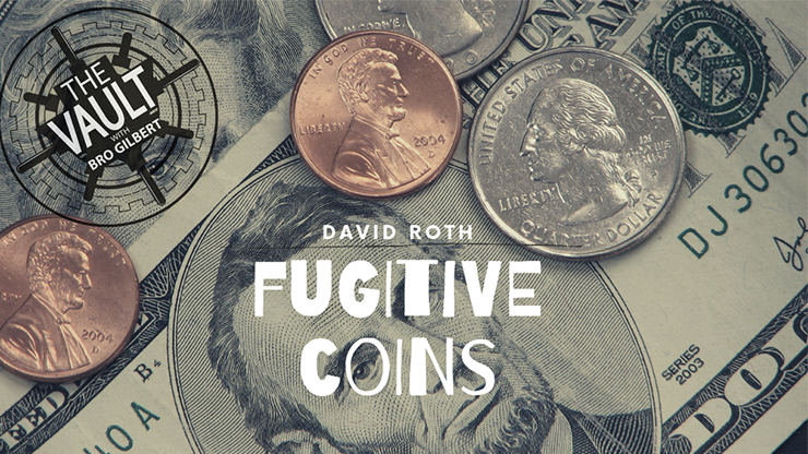 The Vault - Fugitive Coins von David Roth video DOWNLOAD - JCM STORE