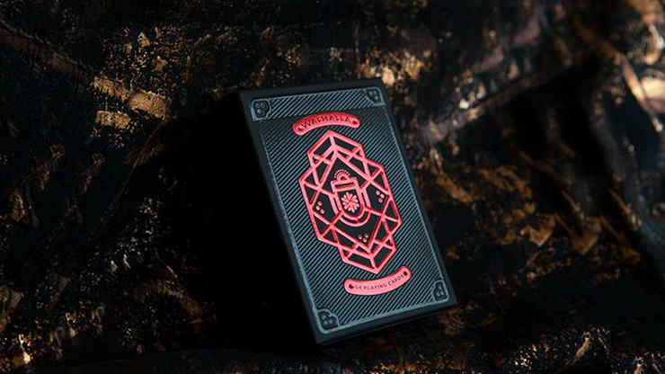 Freyja Limited Edition (Numbered) Walhalla Deck - JCM STORE