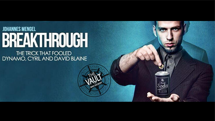 The Vault - Breakthrough von Johannes Mengel Download - JCM STORE
