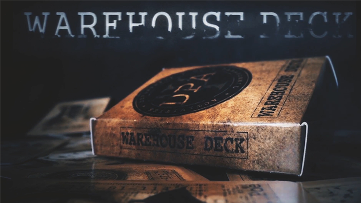 Warehouse markiertes Deck