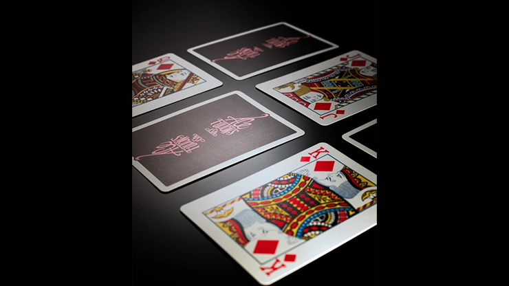 Ace Fulton's Casino Femme Fatale Playing Cards - JCM STORE