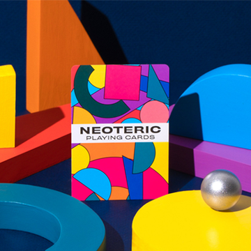 Neoteric Playing Cards von CardCutz