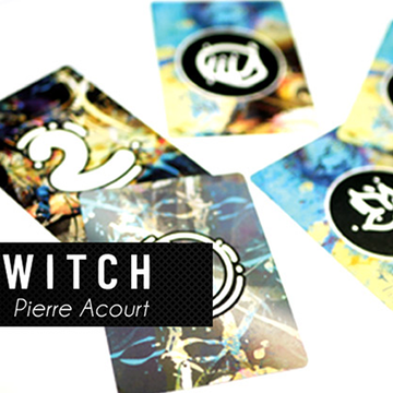 4 Switch (Gimmicks und Online Anleitung) von Pierre Acourt & Magic Dream