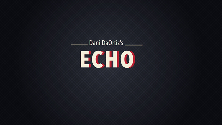 Echo: Dani's 3rd Weapon von Dani DaOrtiz - video Download